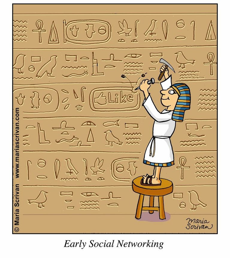 Funny Pictures About Egypt: Linking To Thinking