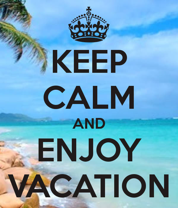 Different Is Awesome Holiday Package: Keep-calm-and-enjoy-vacation-24