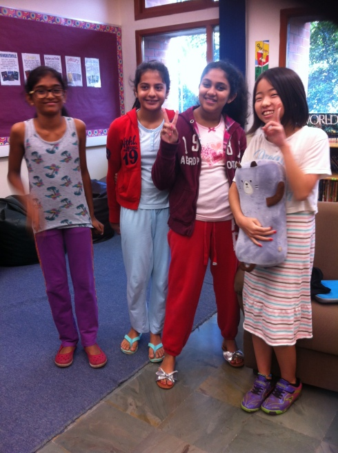 Pajama Day (Photo by Ms. Jaya)