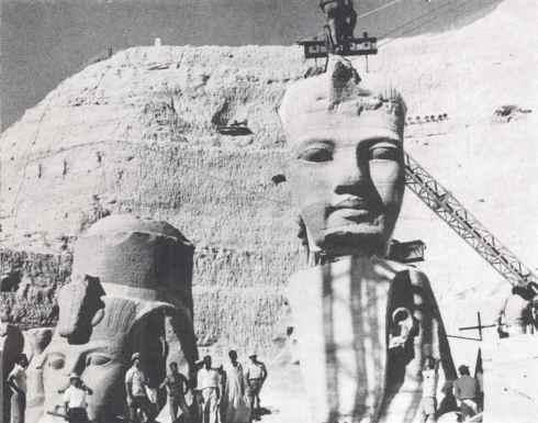 Abu Simbel (Image source: http://blog.generalmills.com/wp-content/uploads/Rameses-1966-chemicals.jpg)