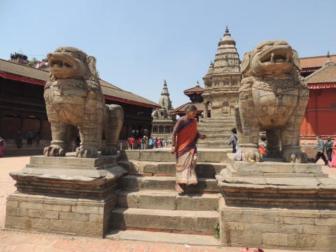 Baktapur (Photo by Rob Martin)