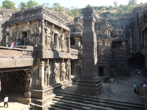 Ellora Caves, India (Photo by Rob Martin)
