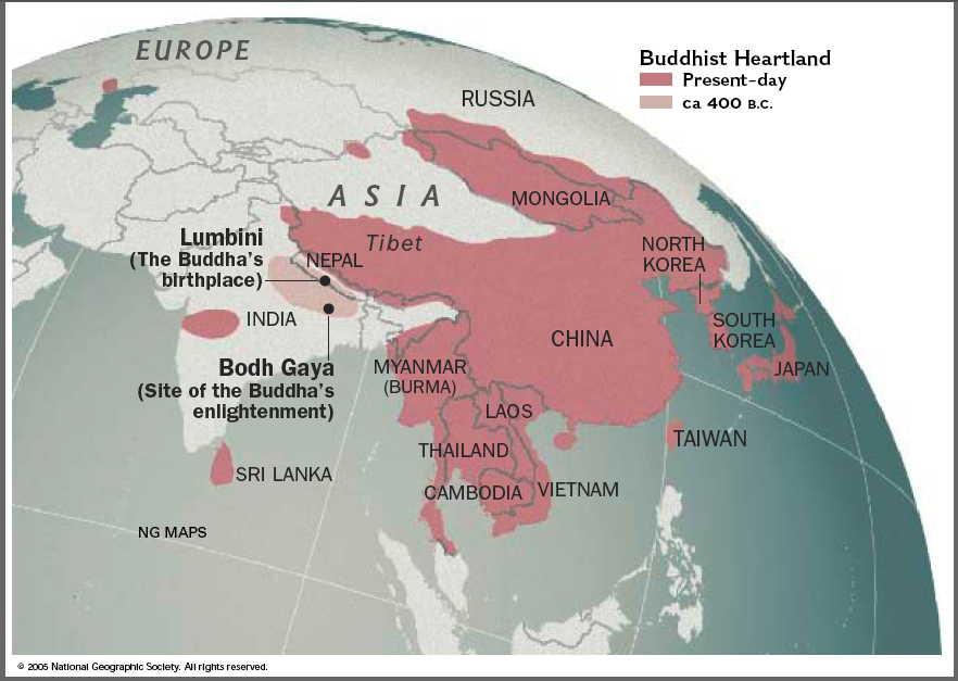 buddhism_map