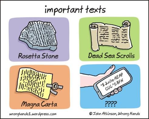important-texts