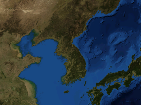 korean_peninsula_bathymetry