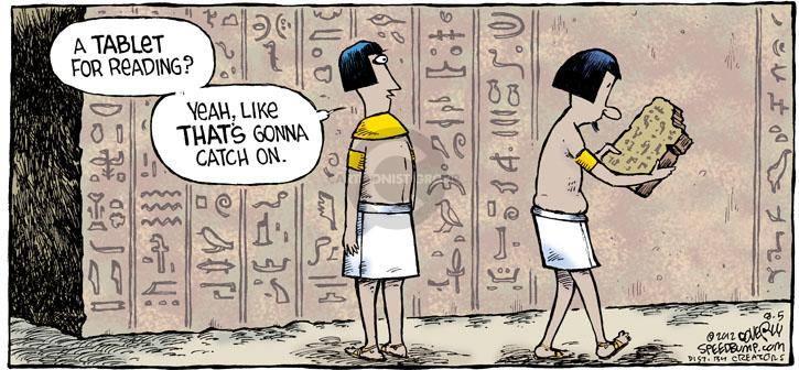 egyptian-tablet