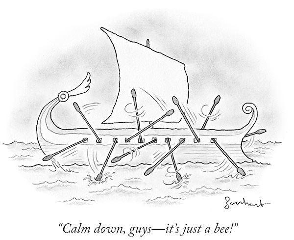 Greek Cartoon